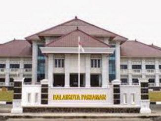 Balaikota Pariaman.