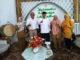 Bupati Gusmal bersama pengurus IDI Sumbar.