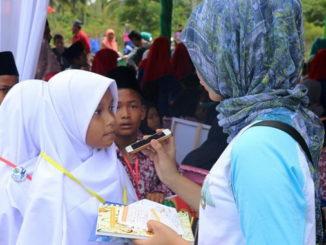 Fayaza Irfiani (saatdiwawancara oleh Tim MC Kota Pariaman