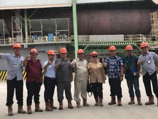 Komisi III DPRD Kota Padang Tinjau AMDAL PT. Semen Padang
