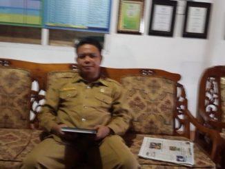 Kepala MTsN 1 Payakunbuh Sahidin S.Ag.