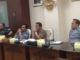 Komisi V DPRD Sumbar saat hearing dengan KanwilKamenag Sumbar.
