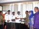 Kunjungan anggota DPRD Kab. Sumbawa ke Pemko Padang.