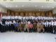 Praja IPDN bersama Bupati Limopuluah Kota.