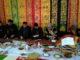 Wagub Nasrul Abit bersama ninik mamak nagari Surau Gadang.