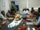 Wagub Nasrul Abit bersama pimpinan organisasi sosial kemasyarakatan di Sumbar.