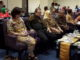 Wagub Nasrul Abit saat pada Lokakarya Penyusunan Pokok Pikiran Kebudayaan Daerah di Inna Muara Padang.