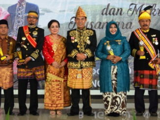 Wakil Bupati Limopuluah Kota Ferizal Ridwan hadiri sambung rasa nasional