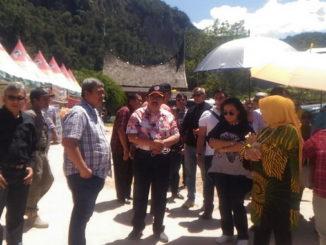Wakil Jaksa Agung di lembah Harau Limopuluah Kota