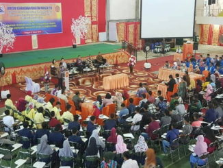 Workshop Kewirausahaan Berbasis Teknologi di UNP, Padang.