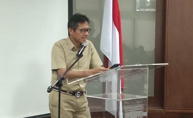 Gubernur Irwan Prayitno.