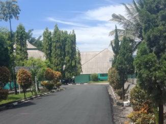 Proyek Jalan Lingkungan Tahap I RSJ Prof. HB Saanin Padang, Selesai Tepat Waktu