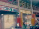 Kios buat pedagang yang dibangun Pemko Pariaman di Pantai Gandoriah.
