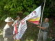 Penetiban APK Pemilu 2019 di Kab. Agam.