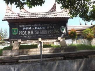 RSJ Saanin Padang.