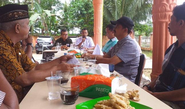 Salah satu kegiatan Bawaslu Padang Pariaman.