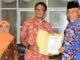 Serah terima Kawasan Batang Arau dari Kementerian PUPR ke Pemko Padang