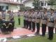 Sertiijab Wakapolres Tanah Datar dan lima perwira lainnya.