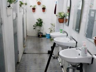 Toilet MAKMM Kauman
