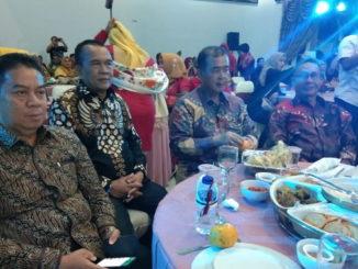 Wakil Gubernur Sumatera Barat Nasrul Abit dalam acara Perayaan Hari Ulang Tahun (HUT) organisasi Rohana Kudus (RK) dihadiri Wakil Gubernur Sumatera Barat Nasrul Abit.