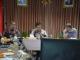 Wakil Gubernur Sumbar Nasrul Abit menghadiri rapat koordinasi lanjut pembahasan insfrastruktur di tiga Kabupaten di Sumbar.