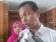 Wali Kota Pariaman Genius Umar didampingi Kadis Kominfo Kota Pariaman, Nazifah.