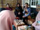 Duta GenRe Tingkat Nasional, GenRe Sumatra Barat dan Forum GenRe Kota Padang Panjang Diskusi Inspirasi di Ruang Baca Rimba Bulan.
