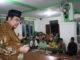 Leonanrdy saat menghadiri Maulid Nabi Muhammad SAW di Ketaping. (2)