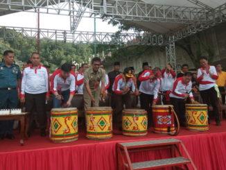 Pembukaan Festival Cap Go Meh 2019 di Padang.