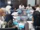 Sonita Maharani saat beraudensi dengan Komisi II DPRD Sumbar