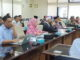 Suasana Hering komisi V DPRD Sumbar saat membahas Ranperda Penyeyelenggaraan Pendidikan