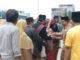 Suasana khatam Qur'an di Kelurahan Sicincin.