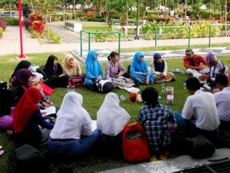 Temu Darat penulis-penulis FAM Indonesia salah satu kegiatan merekatkan silaturahmi dan berbagi inspirasi.
