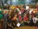 Wabup Ferizal Ridwan bersama uru honorer di Kab. Limapuluh Kota.