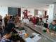 Wagub Nasrul Abit saat mengikuti Rapat Koordinasi di Gedung Kementerian Koordinator Bidang Maaritim.