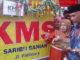 Wako Mahyeldi saat meresmikan Festival Sate.