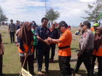 Gerakan Menanam Sejuta Pohon di Tanjung Mutiara, Kab. Agam.