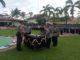 Iptu Fitri Dewi Utami,SIK sedang menandatangani SK sertijab disaksikan oleh Kapolres AKBP Bayuaji Yudha Prajas, SH.
