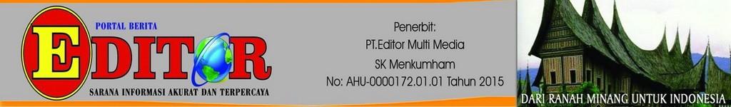 Portal Berita Editor