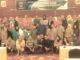 Kadis Paraiiwisata Sumbar Oni Yulvian dan Anggota Komisi V DPRD Sumbar Apris bersama peserta Bintek Sadar Wisata