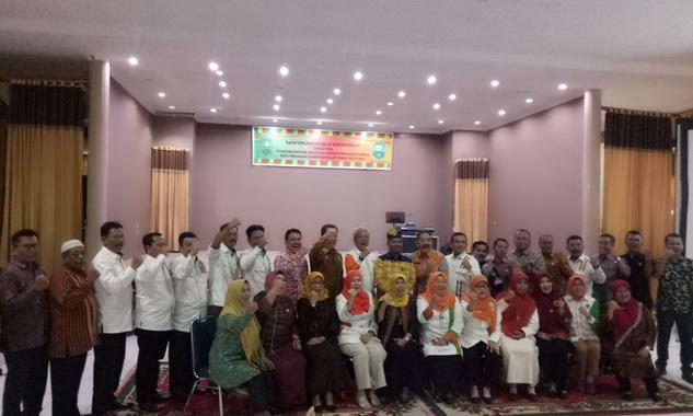 Kadisdukcapil se Sumbar dan Riau.