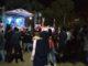 Suasana Konser Akbar yang dilaksanakan KPU Tanah Datar.