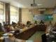 Konsolidasi Sinkronisas Penanaman Modal Dengan Instansi Pemerintah dan Dunia Usaha, bertempat di Ruang Danau Dibawah Kantor Bupati Solok.