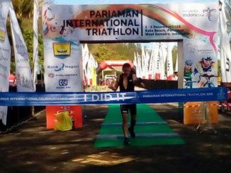 Lari Basamo di Padang Pariaman.