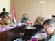 Leorandy Harmainy saat menghadiri pertemuan Komite III dengan Pemerintah Provinsi Sumatera Barat.
