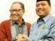 Menteri Puspayoga bersama Irfendi Arbi.