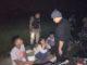 Para remaja yang terjaring razia Pekat di Payakumbuh.