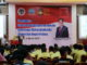 Penyuluhan tentang penyalahgunaan narkoba di UNP Padang.