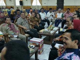Rapat Forom Disdukcapil Sumbar - Riau.