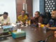 Rapat Koordinasi pembahasan rencana usulan BTS di 3T di Sumatera Barat.